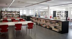 Biblioteca Joan Coromines, El Masnou (Barcelona)