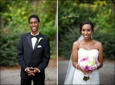 Ethiopian Wedding Makeup | Real {Ethiopian} Wedding in Atlanta: Nina + Farid - Munaluchi Bridal ...