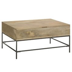 rustic coffee table | storage, coffee and house