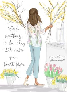 Bon Weekend, Positive Quotes For Women, Positive Art, Positive Thoughts, Flower Market, Finding Joy, Cute Designs, A Boutique, Fine Art Paper