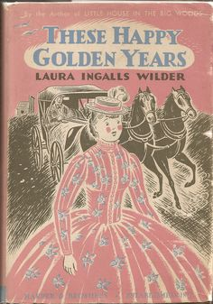 As a young girl, I thought it my duty to wear out the library copies of Laura Ingalls Wilder's books!  Much as I loved every printed word, I also loved Helen Sewell's drawings.  By the time I realized that I wanted my own set of Little House books, my beloved books had been replaced with those illustrated by Garth Williams.  Resigned, I bought a set of those, but they held no charm for me.  Much later, I discovered Amazon and Ebay (!) and I bought just this one book with the original…