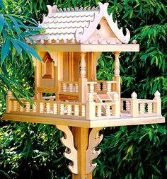 ein vogelfutterhaus für gerade mal 50 euro kannst du auch selbst, Garten und erstellen