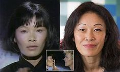 David Bowie's 'China Girl' Geeling Ng says he 'changed her life forever' | Daily Mail Online