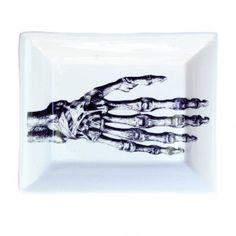 Vide Poche Squelette Main - Collection Memento Mori - Animal Fabuleux