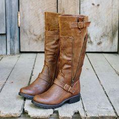 I want these soooo bad!!!  fall boots $64.00