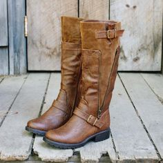 I want these soooo bad!!!  fall boots $64.00