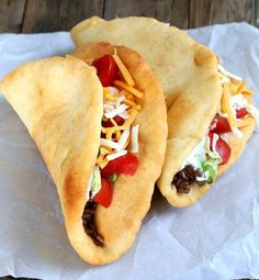 Copycat Taco Bell Chalupas | 16 Homemade Healthy Fast Food Recipes | Delicious and Healthy Copycat Recipes  http://homemaderecipes.com/healthy-fast-food-recipes/
