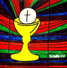 Check out student artwork posted to Artsonia from the First Communion Stained Glass project gallery at St. Stained Glass Projects, Stained Glass Art, Fathers Day Sale, Popular Artists, Catholic School, First Holy Communion, Art Programs, Art Lesson Plans, Art Portfolio