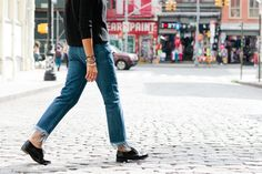 Here's How to Hem Jeans Without Losing the Frayed Hem: Glamour.com