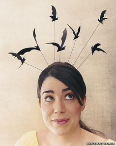 Bat Headband from Martha