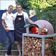 Stone Bake Pizza Ovens.  The Stone Bake Oven Company.