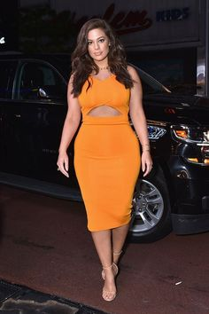 7 Styling Tips We Learned from Ashley Graham via @PureWow