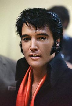 Elvis Presley, the Vegas Years