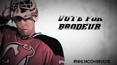 Brodeur NHL 14 Cover Video b6cd8bc3f