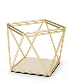 Umbra Prisma Accessory Organizer  | gold, gold aesthetic, the color gold, gold things, everything gold, gold decor (affiliate)