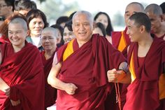 Making right decisions made easy ~ Lama Zopa Rinpoche http://justdharma.com/s/iirrj  When you are not clear about the purpose of your life, you are never clear when it comes to making decisions that affect your life. You always hesitate and are always in danger of making the wrong decision. When your only purpose for living is the benefit of others, it is very easy to make the right decision. It is easy because you are very clear about why you are alive.  – Lama Zopa Rinpoche  from the book…