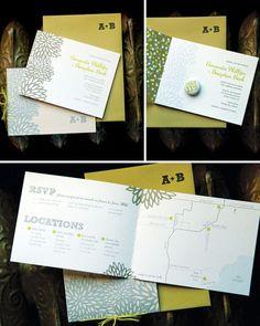 6a00e554ee8a2288330120a676f617970b 500wi Amanda + Braydan Modern DIY Wedding Invitation Booklets