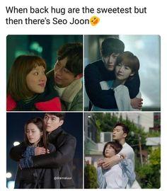 Korean Drama Funny, Watch Korean Drama, Korean Drama Quotes, Healer Kdrama, You Funny, Funny Jokes, Weightlifting Fairy Kim Bok Joo, Kdrama Memes, Freaking Hilarious