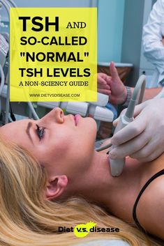 normal TSH levels should be like? Is yours too low or high? The last article is a simple guide to TSH levels and how it correlates with your thyroid health. Symptoms Of Thyroid Problems, Thyroid Symptoms, Thyroid Diet, Thyroid Hormone, Thyroid Disease, Thyroid Health, Hypothyroidism, Autoimmune Disease, Thyroid Gland