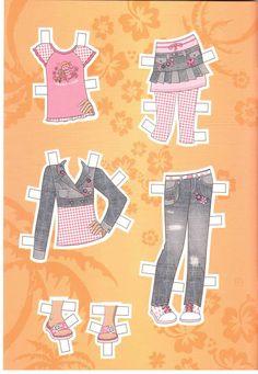 Модная компания-3 Стрекоза 2010 - Nena bonecas de papel - Picasa Albums Web