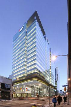 150 Slater Street   EDC Headquarters, Béïque, Legault, Thuot Architectes, world architecture news, architecture jobs