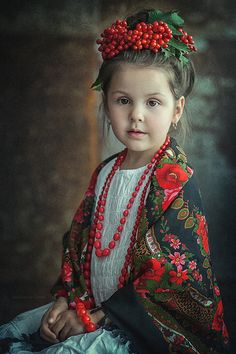 Лукерья - Ольга Васильева Fashion In, Beauty And Fashion, Russian Fashion, Cute Little Baby Girl, Beautiful Little Girls, Beautiful Children, Flower Child Quotes, Ethno Style, European Wedding