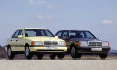 Mercedes Benz W201 190 & W202 C-Class