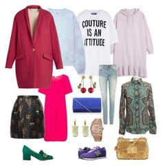 6 by lindaborovtsova on Polyvore featuring polyvore, fashion, style, Monki, Moschino, Etro, Acne Studios, RED Valentino, Étoile Isabel Marant, Yves Saint Laurent, New Balance Classics, Gucci, Tom Ford, Rolex, History + Industry and clothing