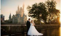 Destination Wedding na Disney: um casamento encantado