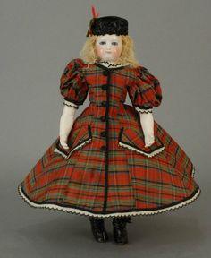 Claude Joseph Blampoix.French fashion doll