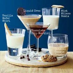 Drink Your Dessert.