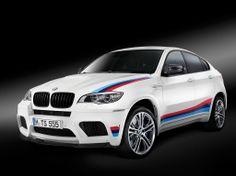 BMW X6 M: Design Edition in soli 100 pezzi