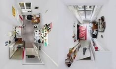 rooms from above