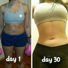 waist trainer before and after -