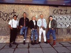 Skinhead Style - The 80 Greatest '80s Fashion Trends | Complex