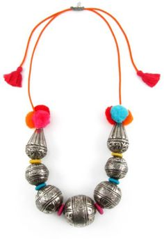 Fiesta Necklace - Lyst