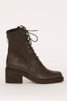 ab6b40f1d317 LD TUTTLE The Below Lug Sole Combat Boot.  ldtuttle  shoes  boots Shoe