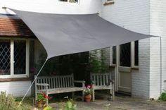 Waterproof sail shade
