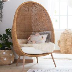 Outdoor Pod Chair Modern Outdoor Furniture Contemporary