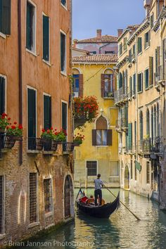 Venice Italy. © Brian Jannsen Photography