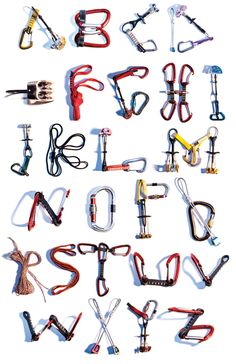 Alphabet Project by Brent McDowell, via Behance Typography Alphabet, Cool Typography, Typography Fonts, Graphic Design Typography, Graphic Design Art, Hand Drawn Fonts, Hand Lettering Fonts, Lettering Styles, Alphabet Design
