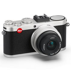 The Leica X2 digital compact camera with Elmarit 24mm f/2.8 ASPH lens is light, compact and equipped with a 16.2 megapixel CMOS sensor in APS-C format that is usually only found in much larger DSLR cameras. The Leica X2 has a non-interchangeable lens.