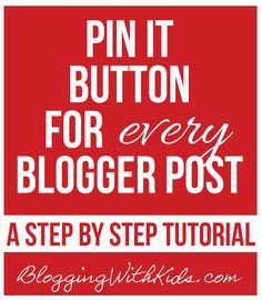 Pin it Button for Every Post