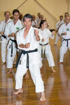 (SKIF: shotokan karate do) Sensei Ishikawa