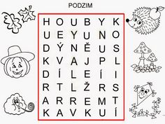 podzim - písmenkové hrátky Funny Pictures For Kids, Funny Quotes For Kids, Jokes For Kids, Funny Kids, Homework Humor, Annoying Kids, Funny Test Answers, School Humor, Stories For Kids