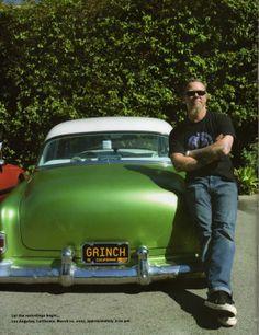 James Hetfield's Grinch