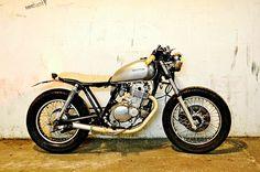 Cafe Racer na Prática: Suzuki Intruder - Parte 2 | Garagem Cafe Racer