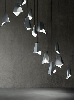 Pendant #lamp GAMI - @elite,TO BE