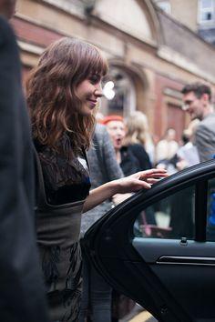 Alexa Chung, 54 street style photos from London Fashion Week #LFW