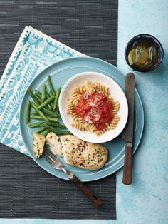 """Classic Italian Marinara from the NEW """"The Perfect Diabetes Comfort Food Collection,"""" by Robyn Webb"""